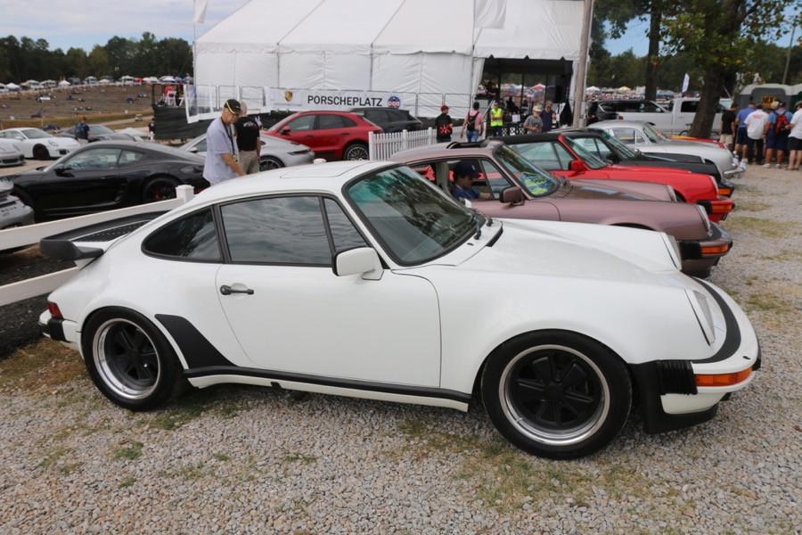 1986 Porsche Carrera Turbo
