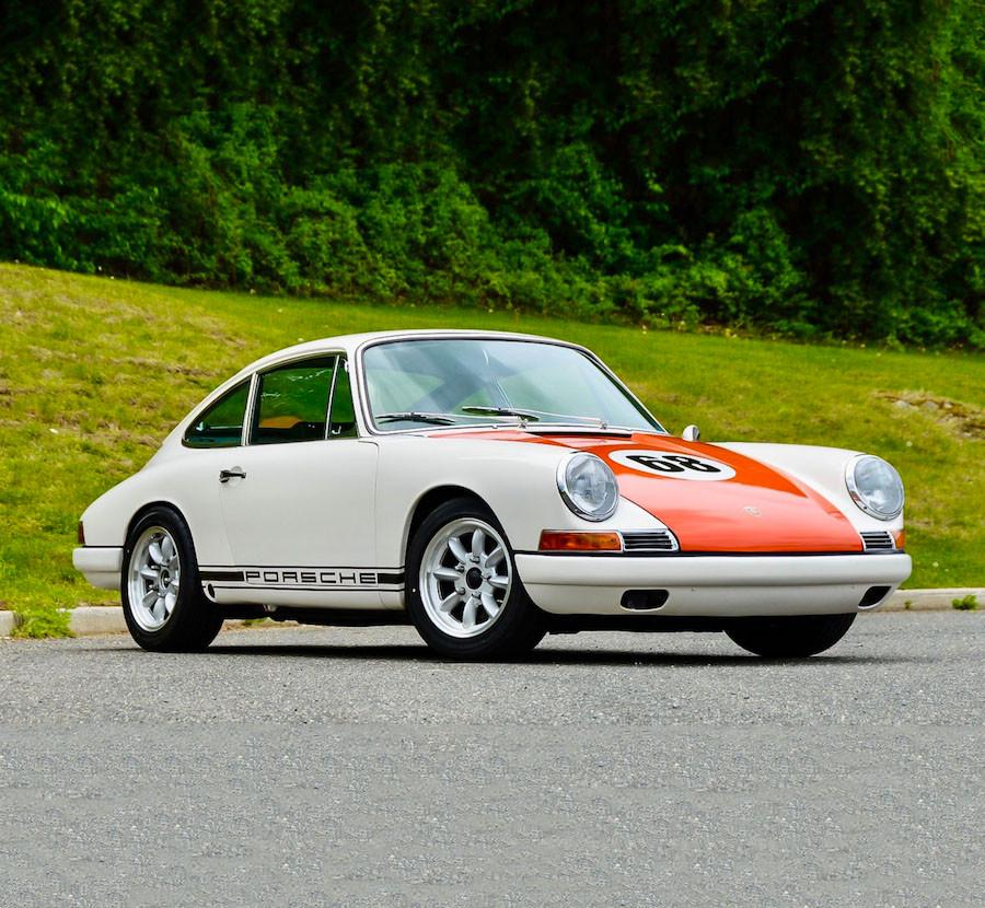 early Porsche 911 outlaw