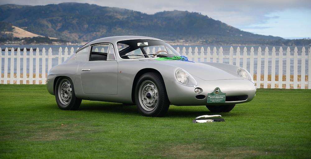 Road Scholars Porsche Abarth