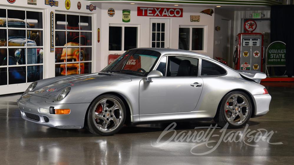 Porsche 993 turbo for sale