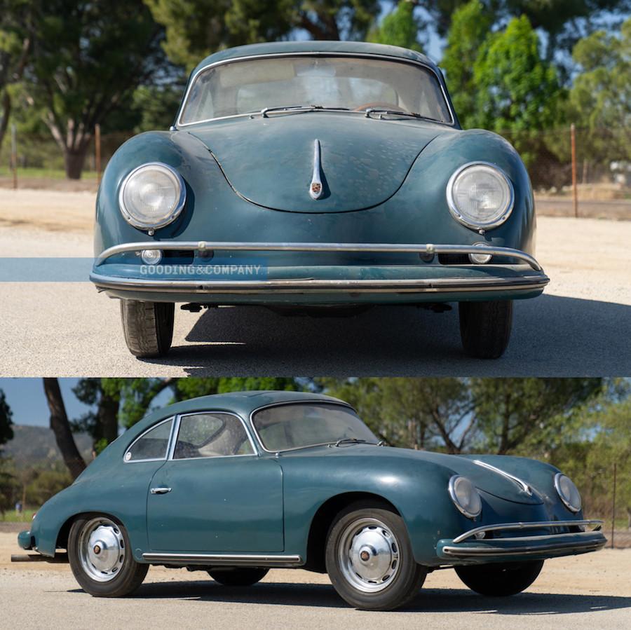 Porsche 356A for sale