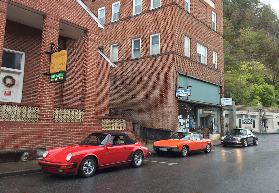 Porsche 911, Porsche Carrera, POrsche 914, Porsche 993