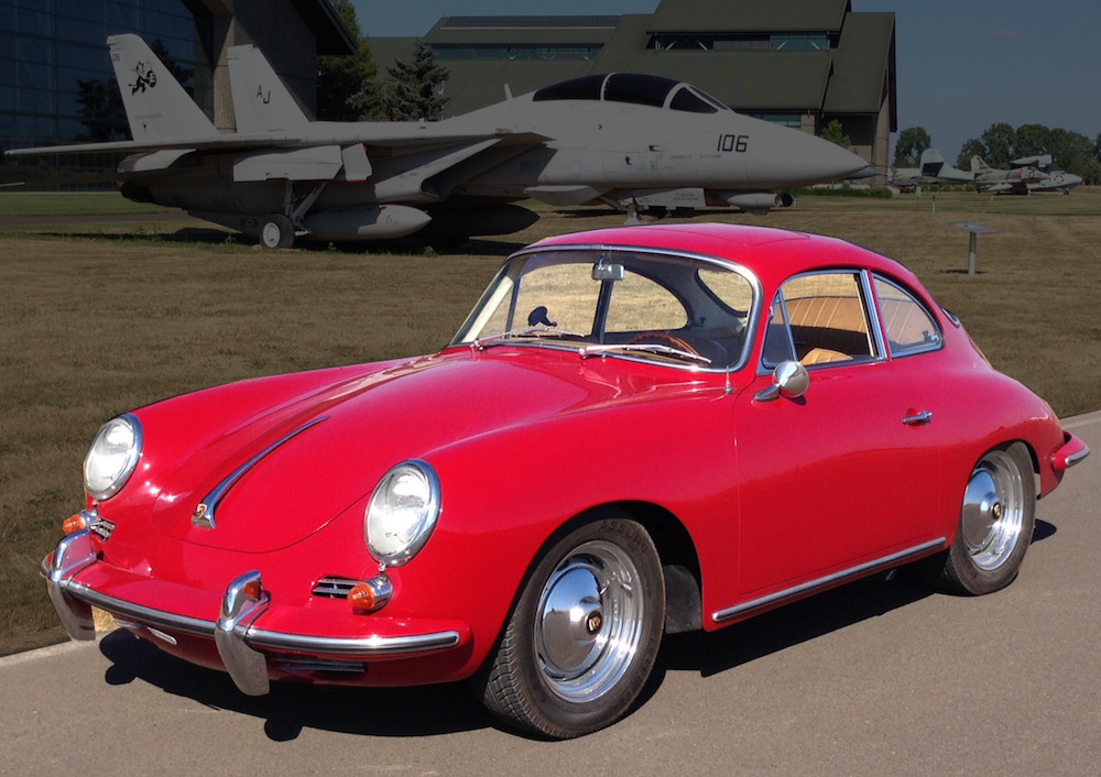 Air Cooled Porsche 356 for sale