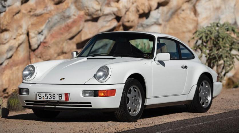 Air-Cooled Porsche 964