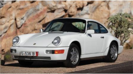 Porsche 964 Amelia 2020