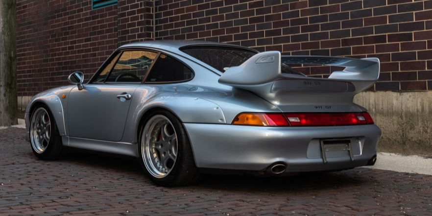 Porsche GT2 993 RM Sothebys Palm Beach Auction