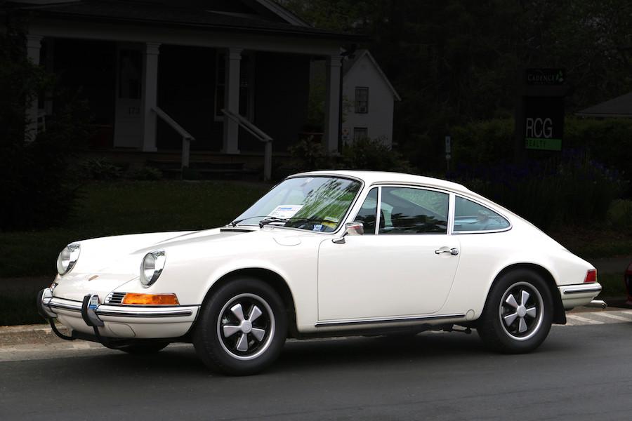 Porsche 911 Best All-Around Porsche