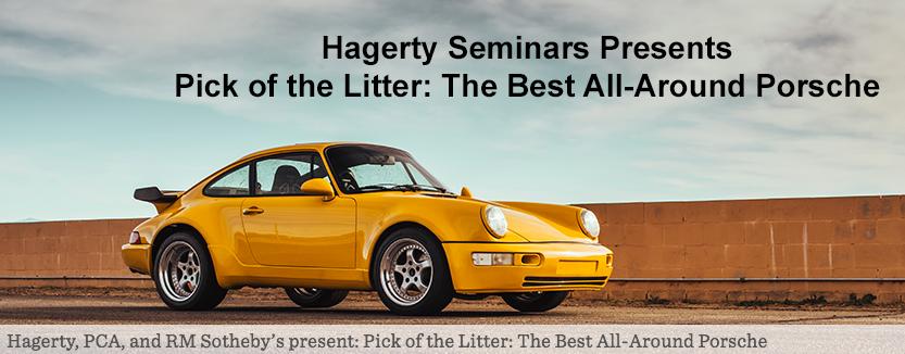 Porsche 911 Seminar, Best All-Around Seminar