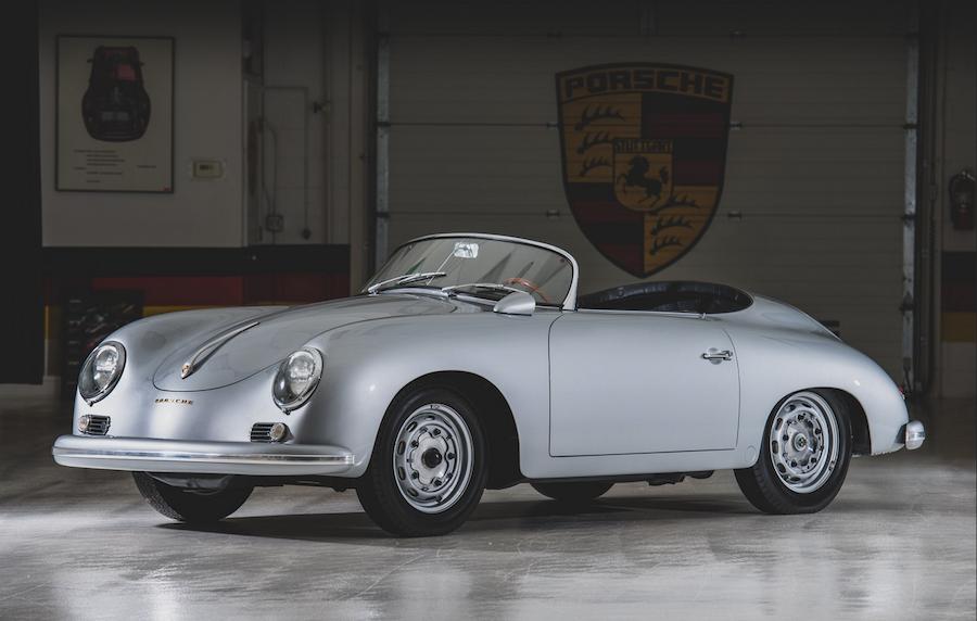 Porsche 356 Speedster Auction