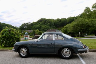 The Ultimate driving tour for Porsche 356