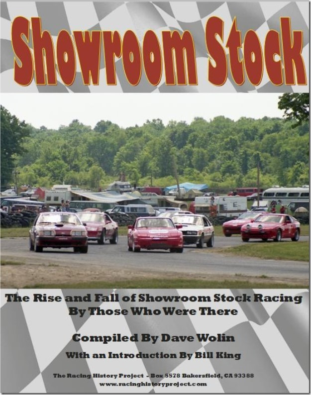 Porsche 944 in Showroom Stock Racing series