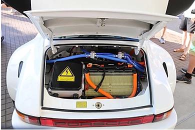 Electric Classic Porsche 911