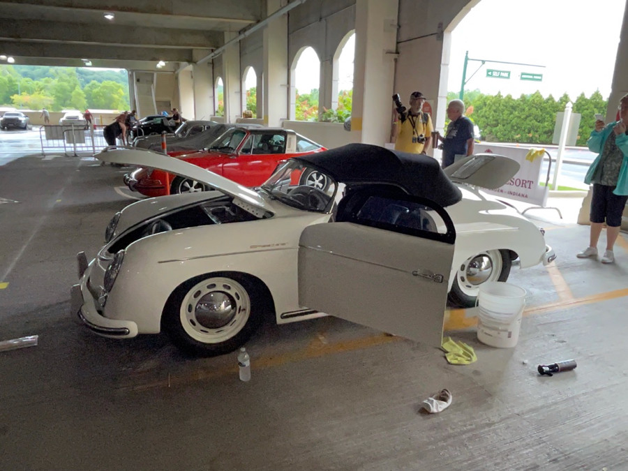 Porsche Parade French Lick