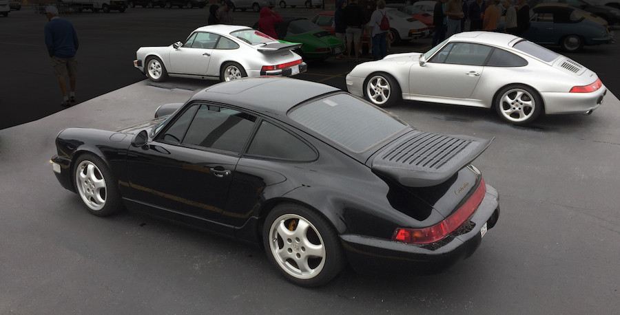 Porsche 964, Porsche 993, Porsche Carrera