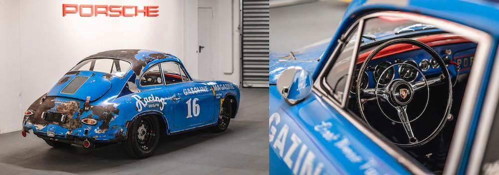 Porsche 356 B for sale