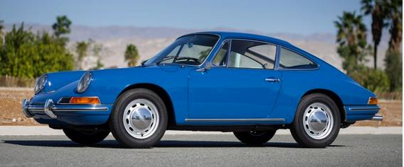 Porsche 912 for sale at auction