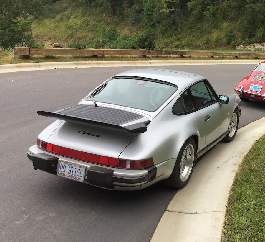 Silver Anniversary Edition Porsche 911 Carrera