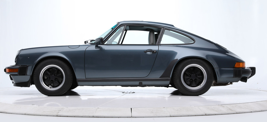 Porsche 911 Barrett Jackson scottsdale auction