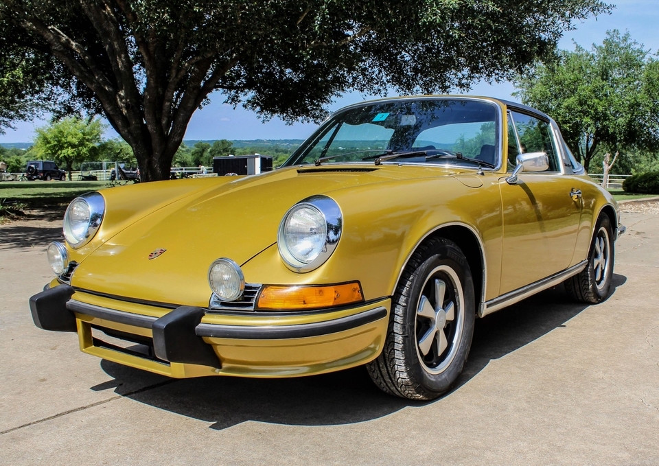 Porsche 911 Sportmatic for sale