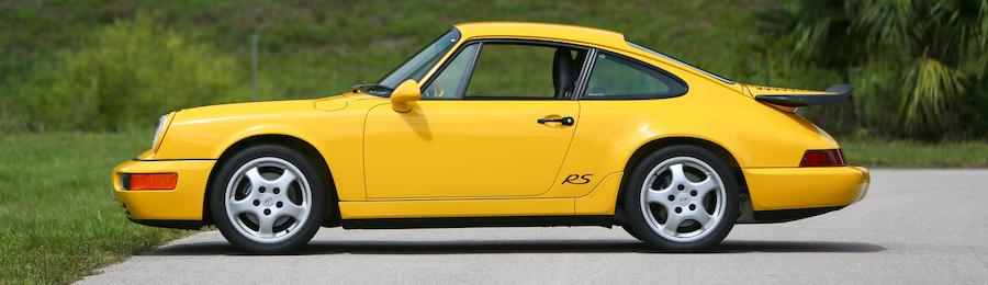 Porsche RS America for Sale