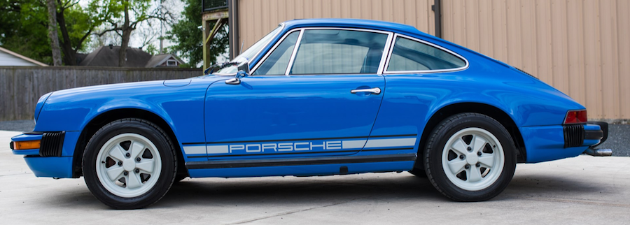 Porsche 912 Sale at RM Sotheby's Palm Beach Auction