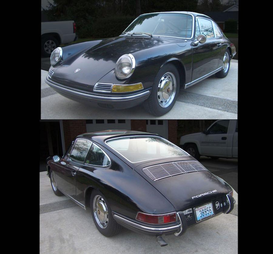 Porsche 912 for Sale