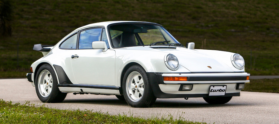 Porsche Turbo Sales at Palm Beach Auction