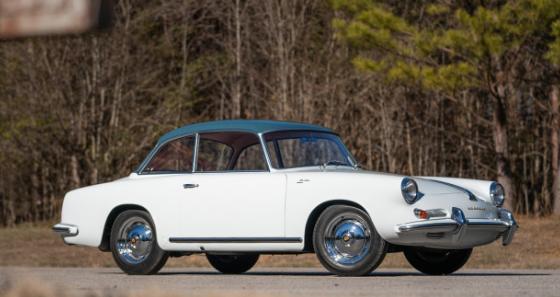 Porsche 356 Amelia Island