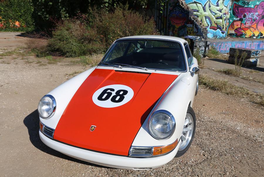 1968 Porsche 911HR Shakedown Run