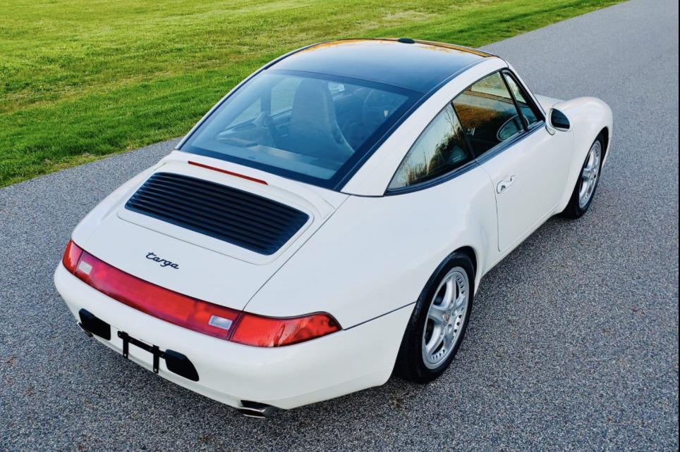 Porsche 993 Targa for sale