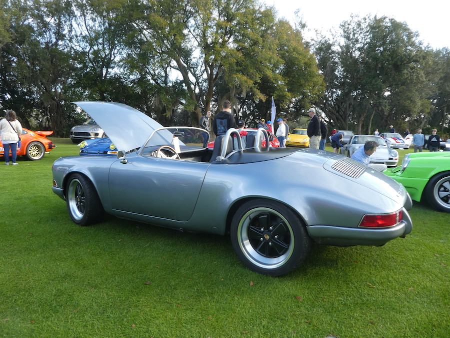 Air Cooled Porsche Restomod