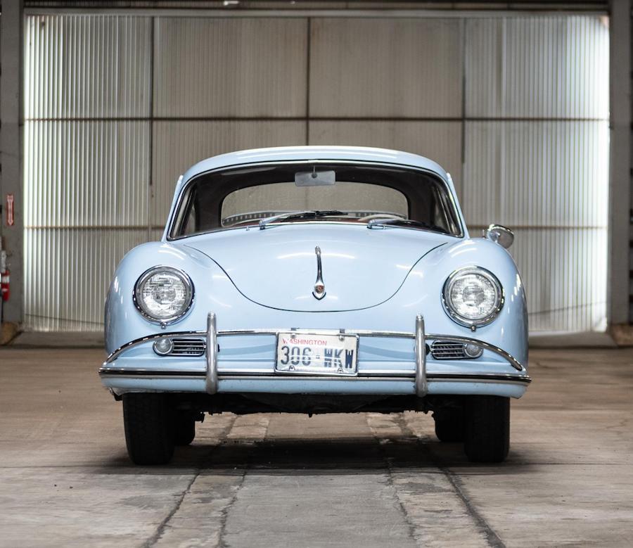 Porsche 356A Project