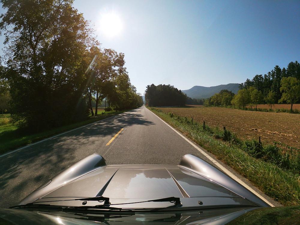 Porsche driving tour