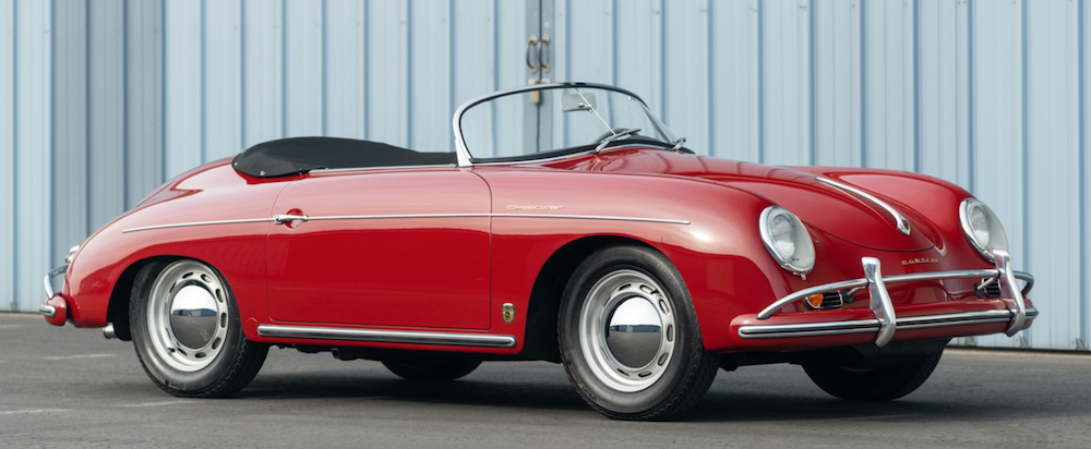 Porsche 356A Speedster for sale