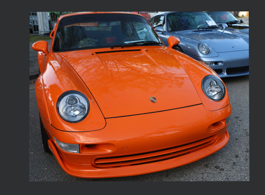 Air-Cooled Porsche 993 for Sale