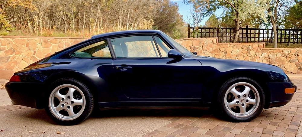 Porsche 993 for Sale