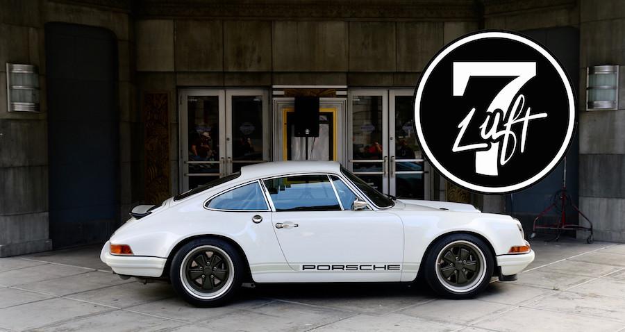 Air-Cooled Porsche Meet Luft 7