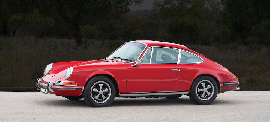 Air-Cooled Porsche 911