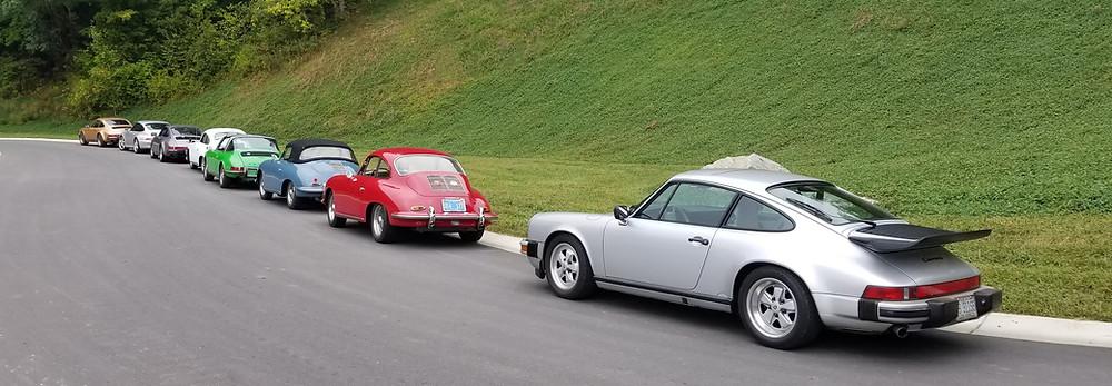 Porsche 911 Carrera, Porsche 356