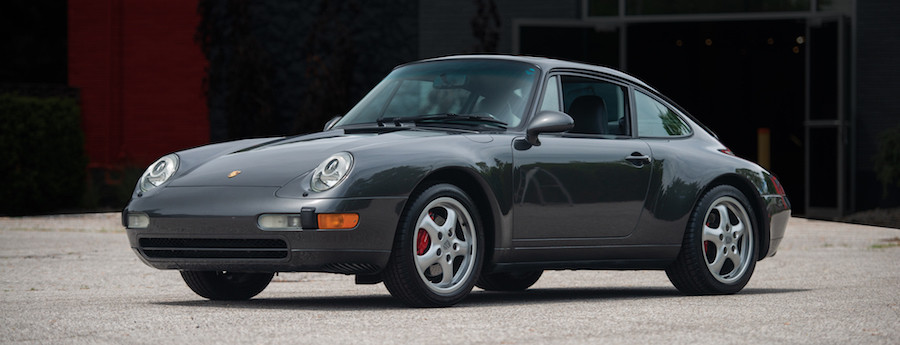 Air-Cooled Porsche 993