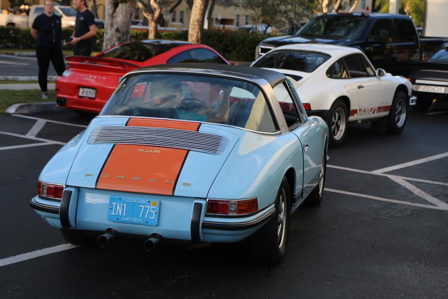 Gulf Porsche 911 at DRT2020