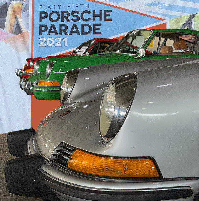 Porsche Parade 2021