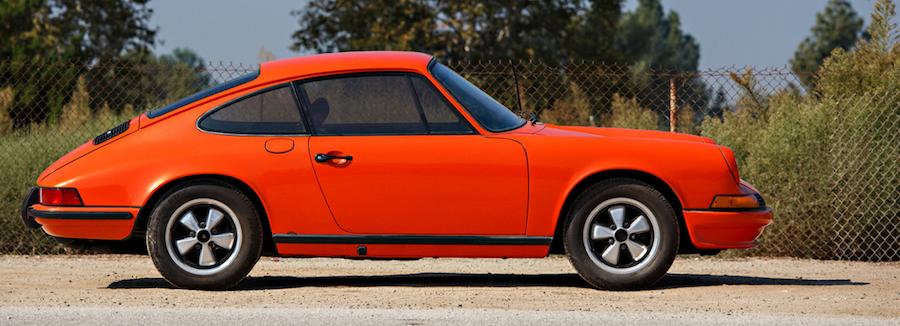 Porsche 911T for Sale