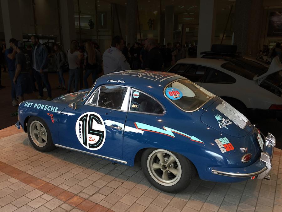 Porsche 356 with DRT2020 Graphics