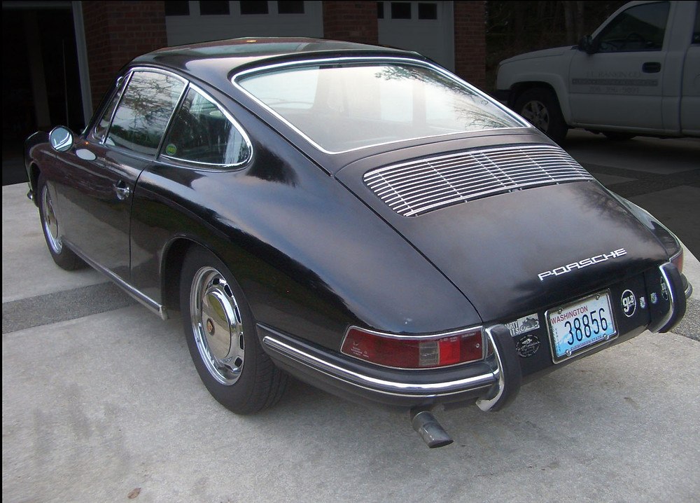 Bring a Trailer auction of Porsche 912