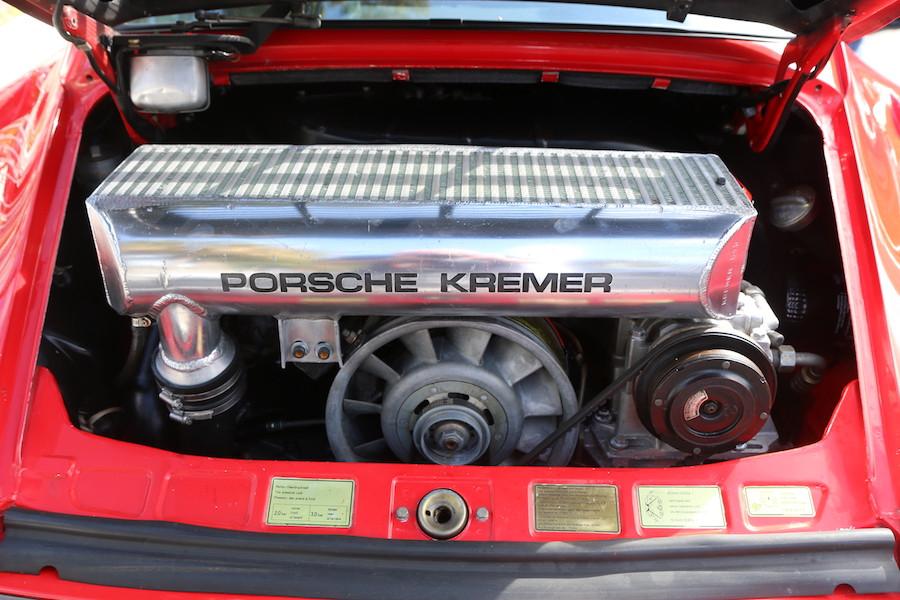 Porsche Turbo at DRT2020