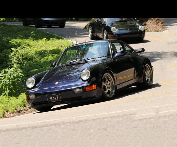 Porsche 964 Turbo 3.6-liter