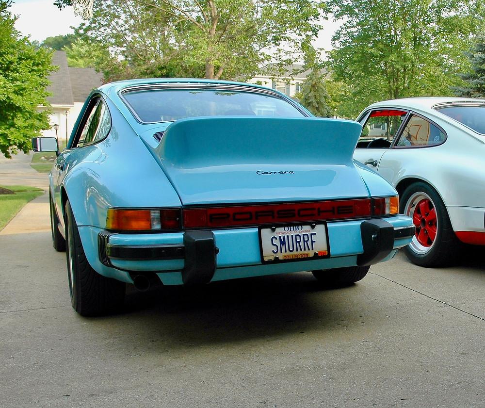 Air-Cooled Porsche selling regret