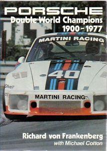 Porsche racing history book