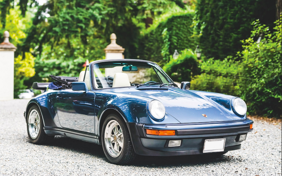 Auburn Auction Porsche 911 Turbo